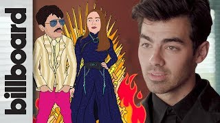 How Jonas Brothers Created Their 'Cool' Music Video | Billboard | How It Went Down