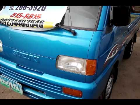 Multicab Pickup For Sale (Blue Color) - Accept Installment