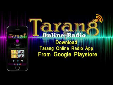 Download Tarang Online Radio App from Google Playstore. Vision TV World.