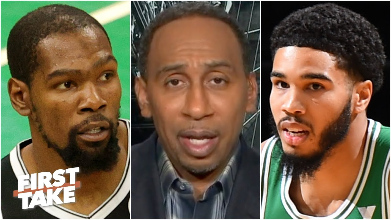 Should the Nets be concerned about the Celtics? Stephen A. says no | First Take