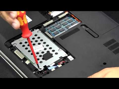 How to Install a PNY SSD on a Laptop