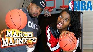 Epic Basketball Challenge!