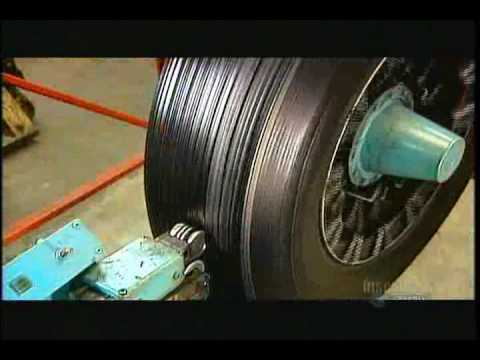 How It's Made Remolded tires