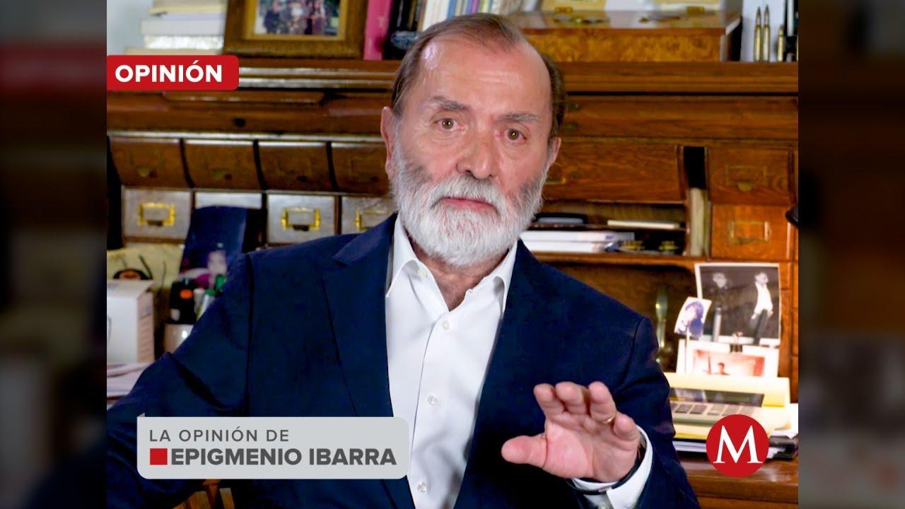 No volveremos al tiempo de canallas: Epigmenio Ibarra