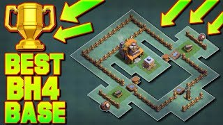 Epic Builder Hall 4 Base (bh4)   Defense Replay / Bh4 Base Layout | Clash Of Clans
