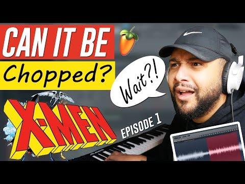 Sampling The X-Men Theme Song on FL Studio 12!