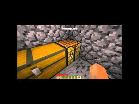 MineCraft-how to make a crafting bench