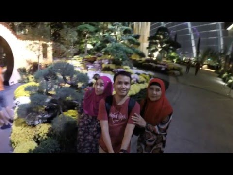 Family Trip to Singapore October 2015