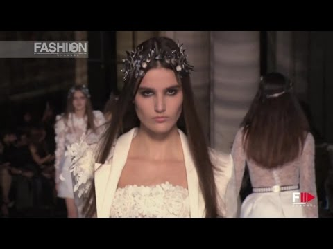 ZUHAIR MURAD Haute Couture Show Spring Summer 2016 by Fashion Channel