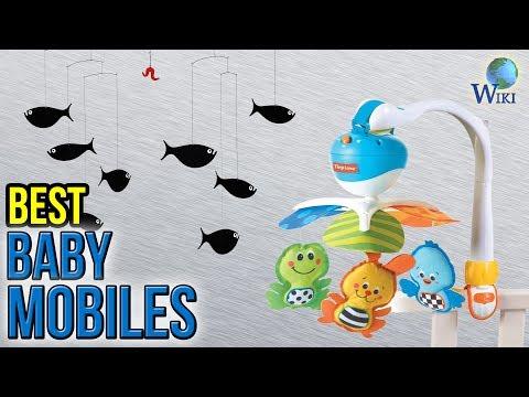 9 Best Baby Mobiles 2017
