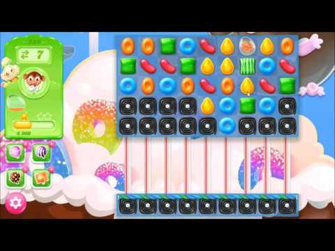 Candy Crush Jelly Saga Level 235 - NO BOOSTERS