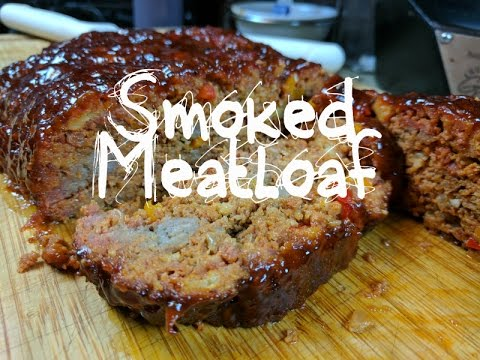 RecTec RT-680 | Smoked Meatloaf Recipe