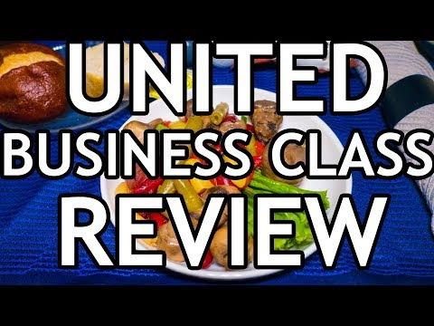 Save Money, Spend Miles? United Airlines Business Class Review