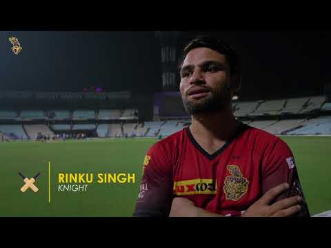 KKR   Rinku Singh   Pre-Game Face   Kolkata Knight Riders   VIVO IPL 2018