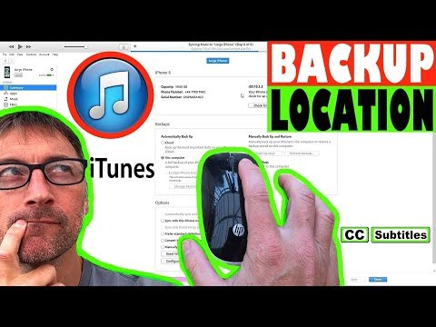 How to change iTunes Backup Location in Windows 10-How to Change the Backup Location of iTunes