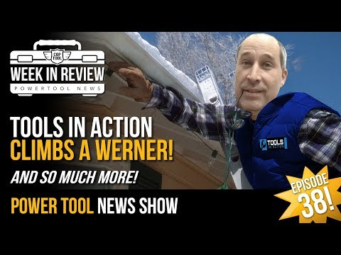 Werner Ladders, Ridgid Yoga Mats and so much more! - This Is Your Coptool Week In Review 12/7/18