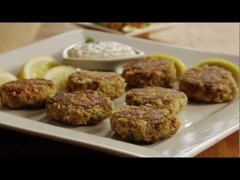 How to Make Easy Salmon Cakes | Salmon Cake Recipe | Allrecipes.com