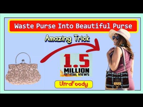 Handmade Purse | Diy Purse Bag Clutch | Diy Purse Clutch Wallet Tutorial | Easy Clutch Purse