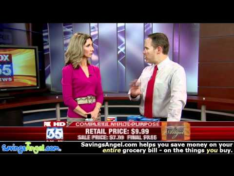 Save Money on Air Conditioning during summer - SavingsAngel.com on Fox 35 WOFL Orlando