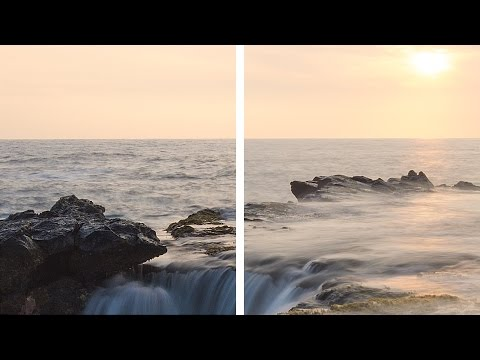 How to Smooth Out Choppy Water In Photoshop