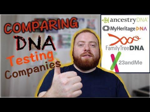 Comparing DNA Testing Companies - Original (VLOG #10)