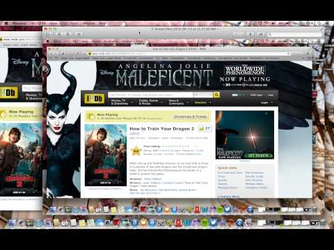 How to take a Print Screen on a MacBook Pro with Retina