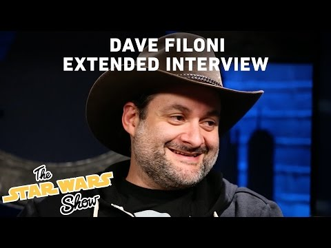 Dave Filoni Extended Interview   The Star Wars Show