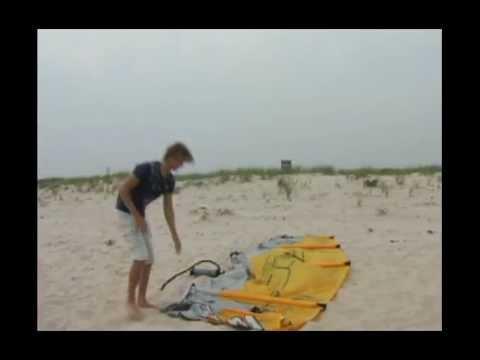 kitesurfing 101 part 1 of 2 - Learn kiteboarding FULL VIDEO