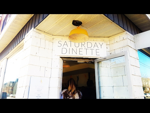 Restaurant review: Saturday Dinette & Hailed Coffee