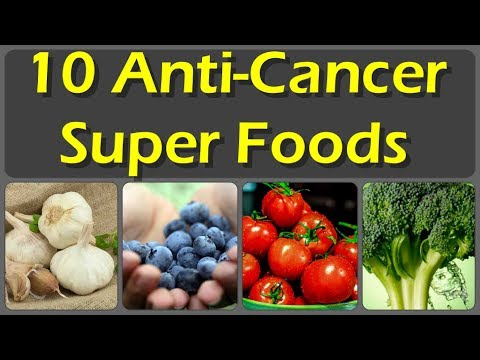 Cancer Dies When You Eat These 10 foods And Top 10 Anti Cancer Foods To Include In Your Diet