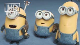 Minions - Despicable Me 3 | Official Trailer #2 (2015) Sandra Bullock