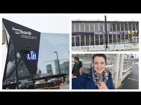 Super Bowl LII US Bank Stadium Minneapolis, Minnesota