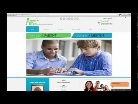 Parent Sign Up - Find A Private Tutor For Your Child With MentorMyChild.Com