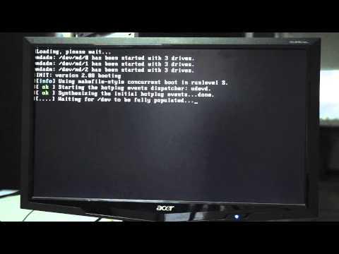 change grub timeout on Debian 7