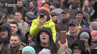 Protests Spread In Belarus Against