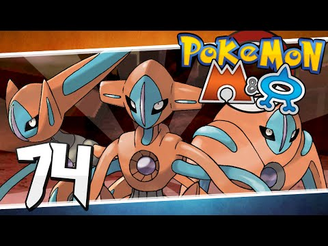 Pokémon Omega Ruby and Alpha Sapphire - Episode 74 | Deoxys Rematch and Changing Forms!