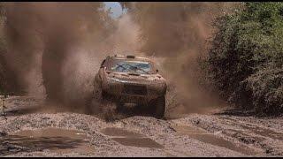 Dakar 2017: así le fue a Nicolás Fuchs tras la segunda etapa