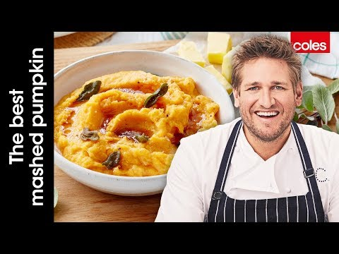 How to make the best mashed pumpkin with Curtis Stone