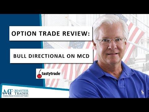 Trade Analysis tastytrade Bull Call Debit Spread on MCD 180215