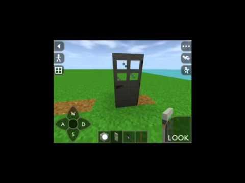 Survivalcraft: How to make a door locker