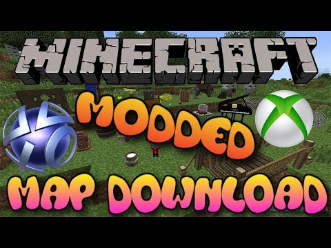 Minecraft: Xbox 360/One/PS3/PS4/WII U/Switch - Modded | Map Download