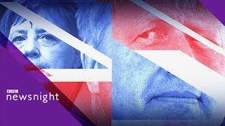 Merkel's challenge to UK: An alternative backstop - BBC Newsnight