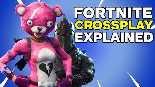 Fortnite Battle Royale Crossplay Explained (pc, Ps4, Xbox, Mobile)