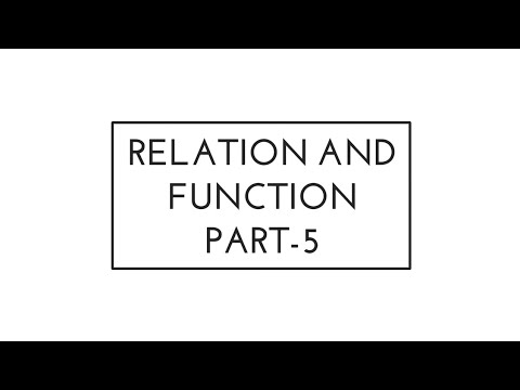 Inverse of function and Binary operations..