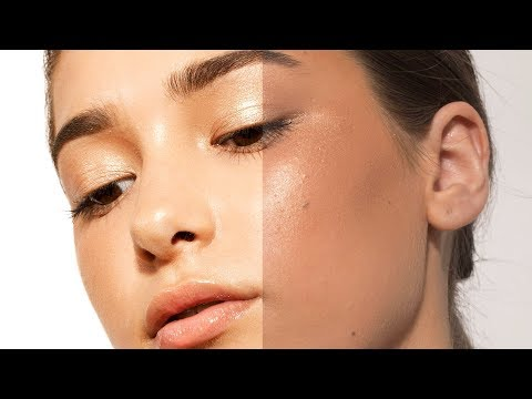 Photoshop Tutorial: How to Quickly Clean Skin
