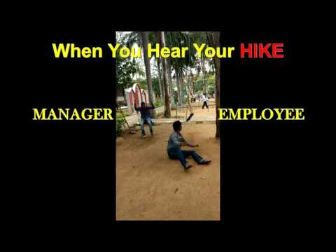 MAD # During Salary Hike Discussion with Manager
