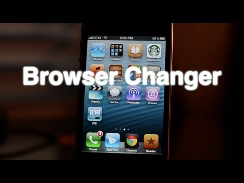 Browser Changer