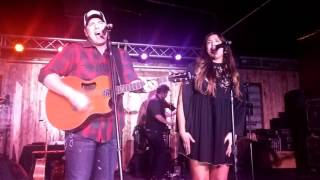 Rodney Atkins and Wife at WBS New Song