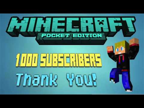 1,000 Subscribers! - Giveaway