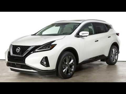 2019 Nissan Murano - Intelligent Key and Locking Functions